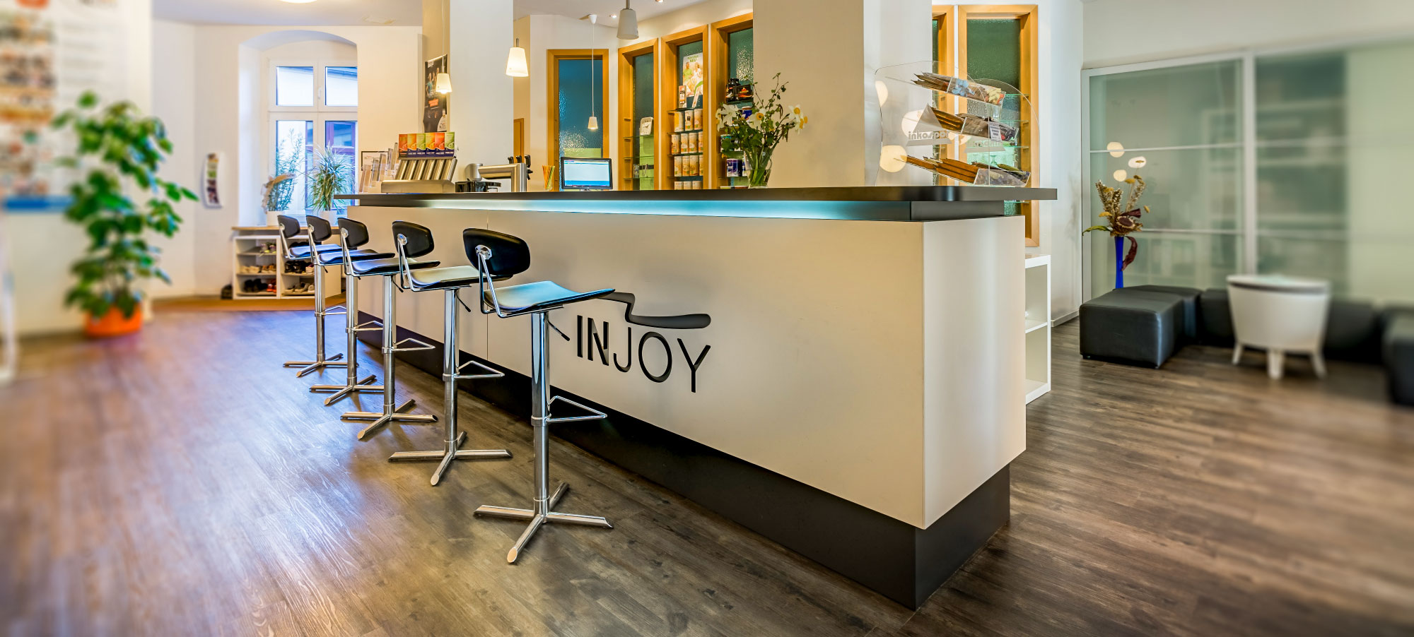 Das INJOY in Annaberg